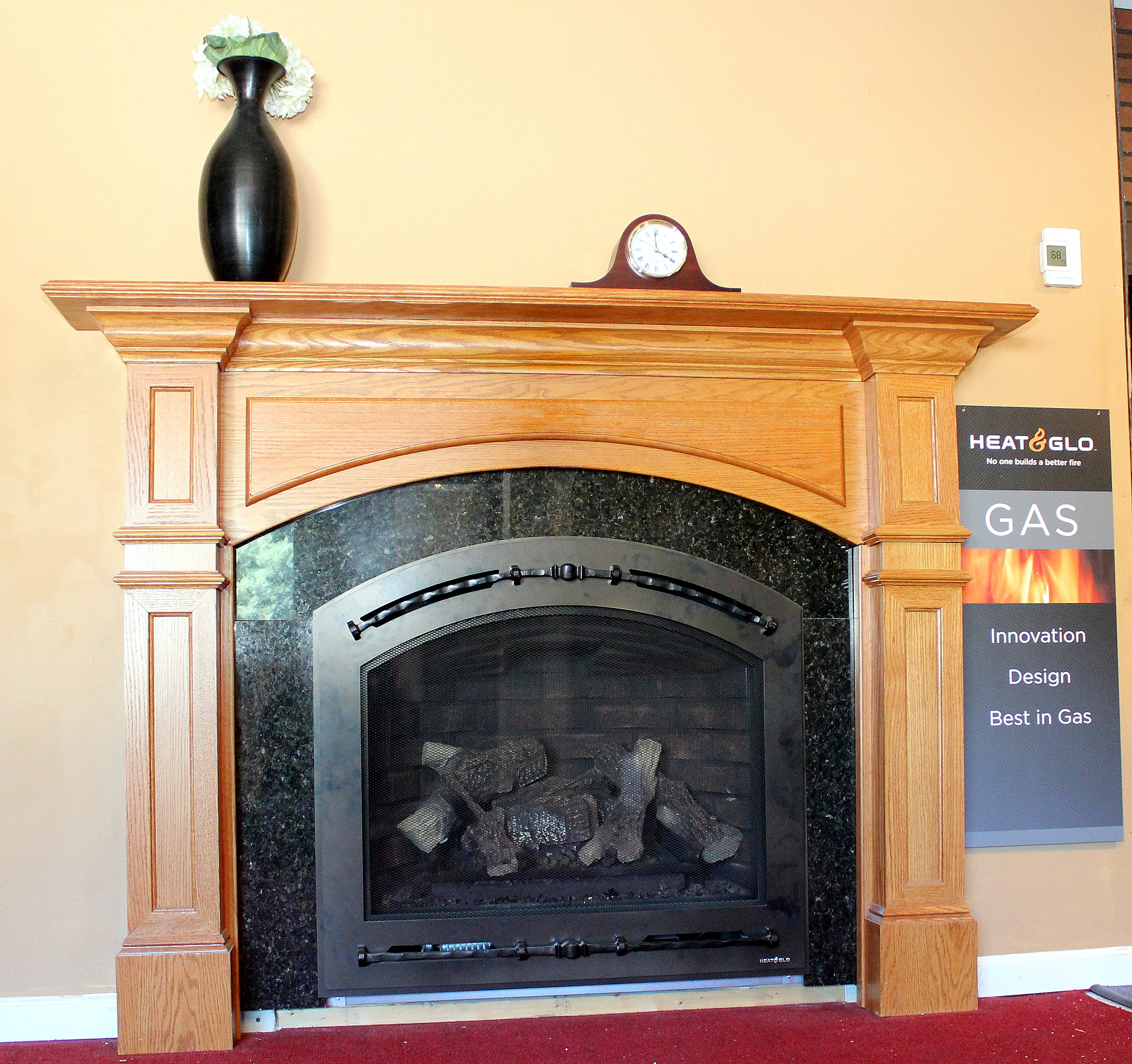 Fireside living bedford fireside living nh for Gas fireplace maintenance do it yourself